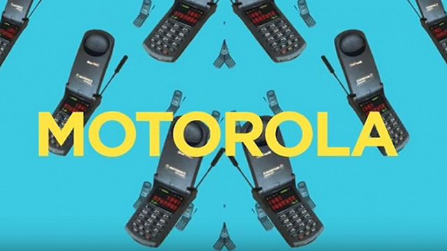 摩托罗拉用一首 rap 讲述了感人的品牌历史