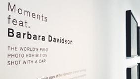 这个全球巡回摄影展,竟然是汽车拍的