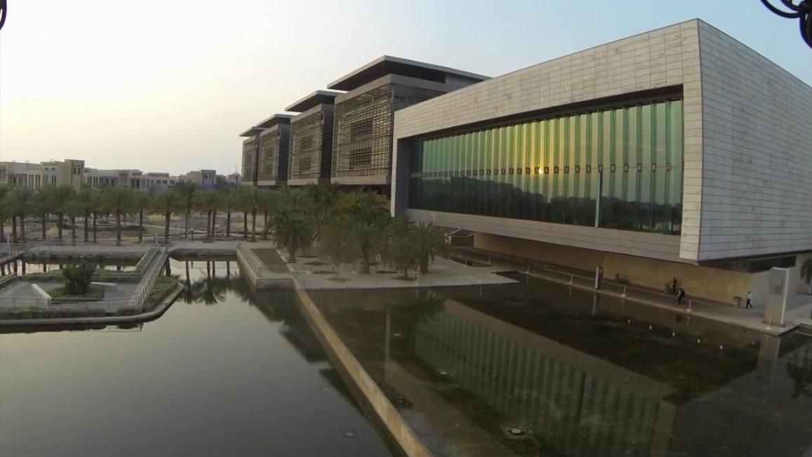 《阿卜杜拉国王科技大学五周年》世界最有钱的大学-宣传片