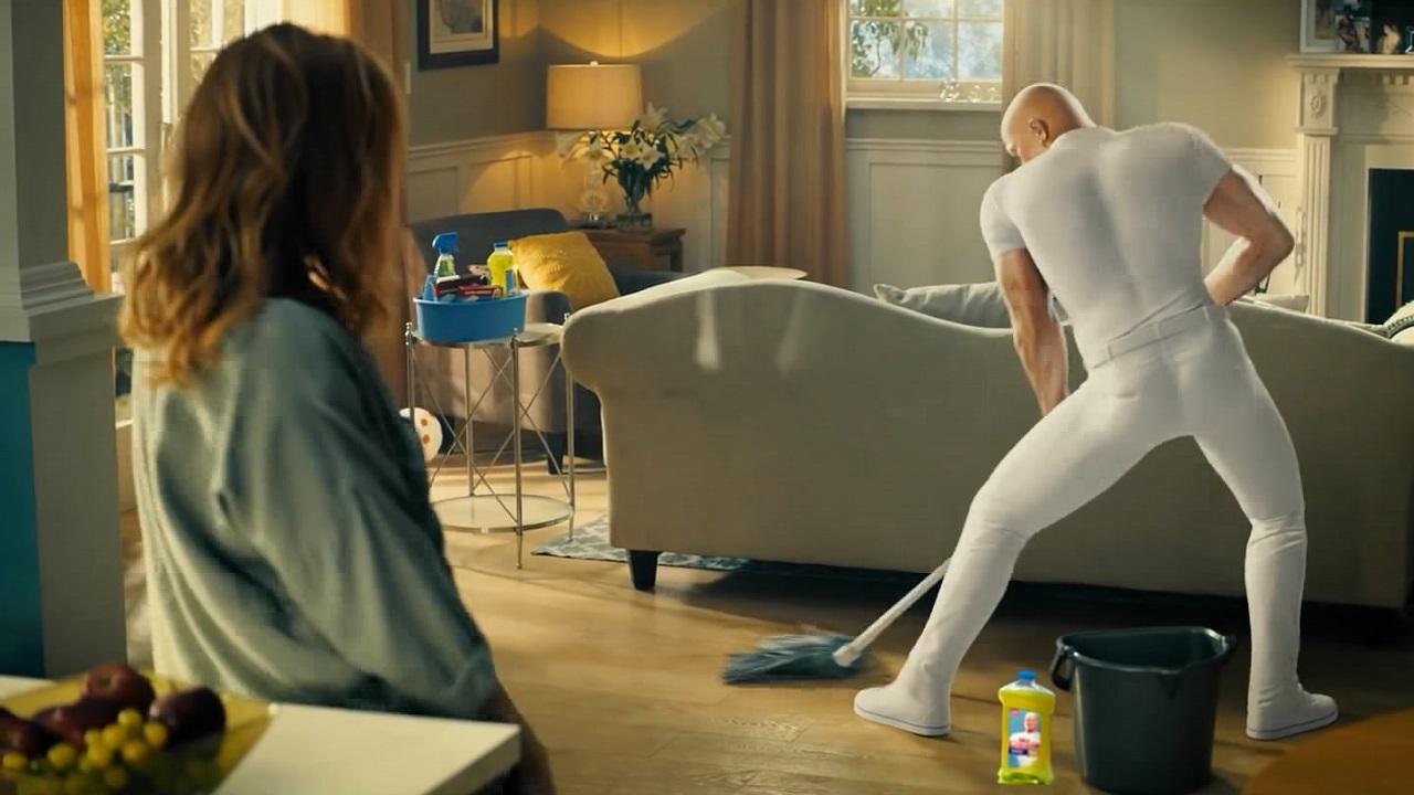 笑到停不下来《Mr. Clean》