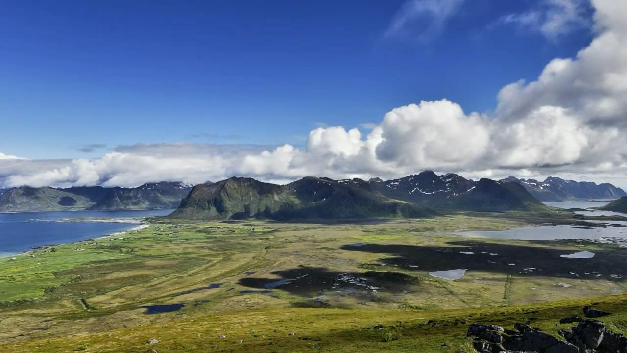 《冰岛慢摇》三年走遍北欧拍摄冰岛