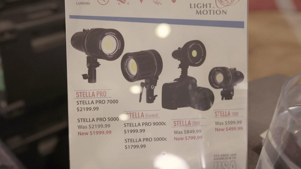 《高端配件》发烧级摄影玩家必备设备