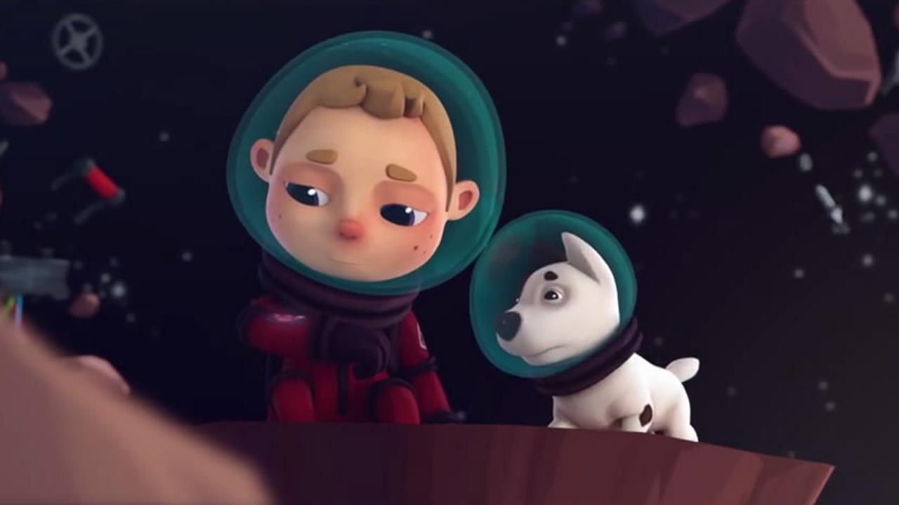 《Spacebound》空间束缚 太空之旅