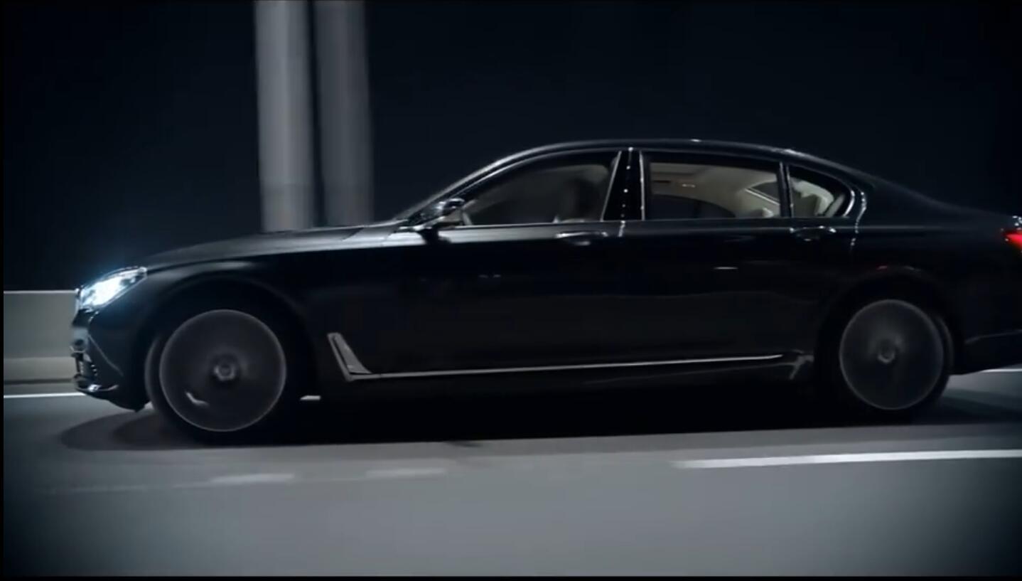 全新宝马BMW 7系列广告