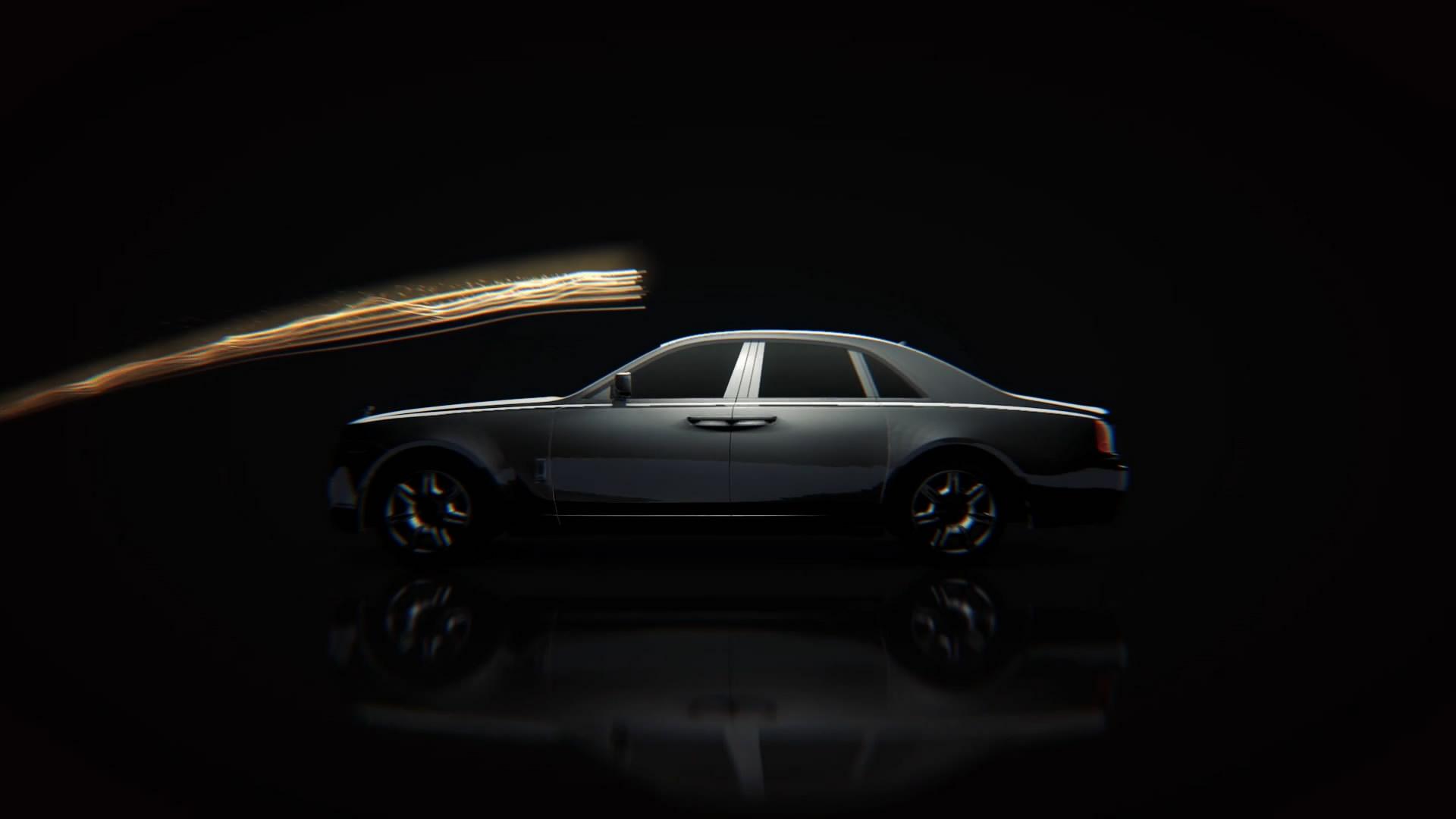 《新一代传奇》顶级豪车劳斯莱斯幻影宣传片
