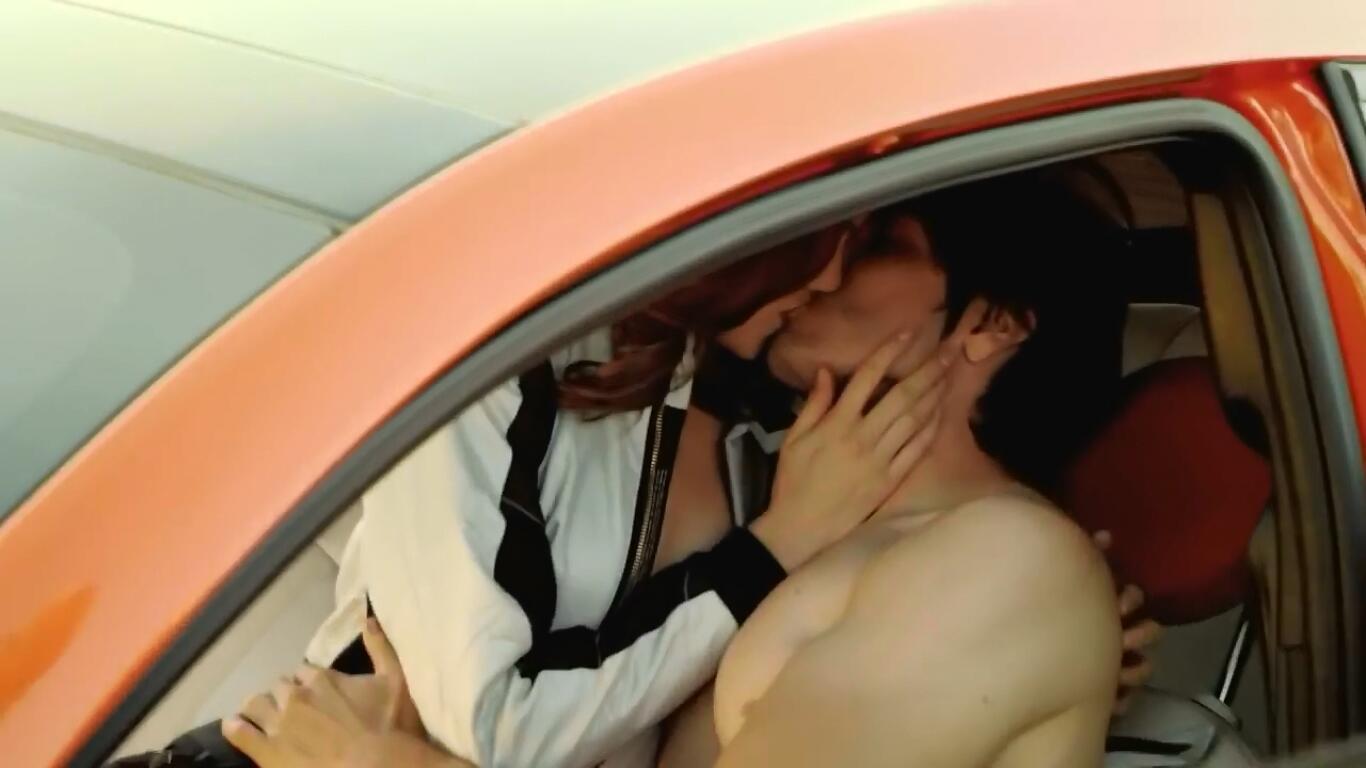 搞笑广告菲亚特 FIAT 500e