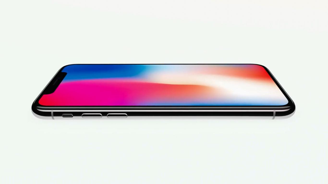 苹果手机最新iPhone X  广告