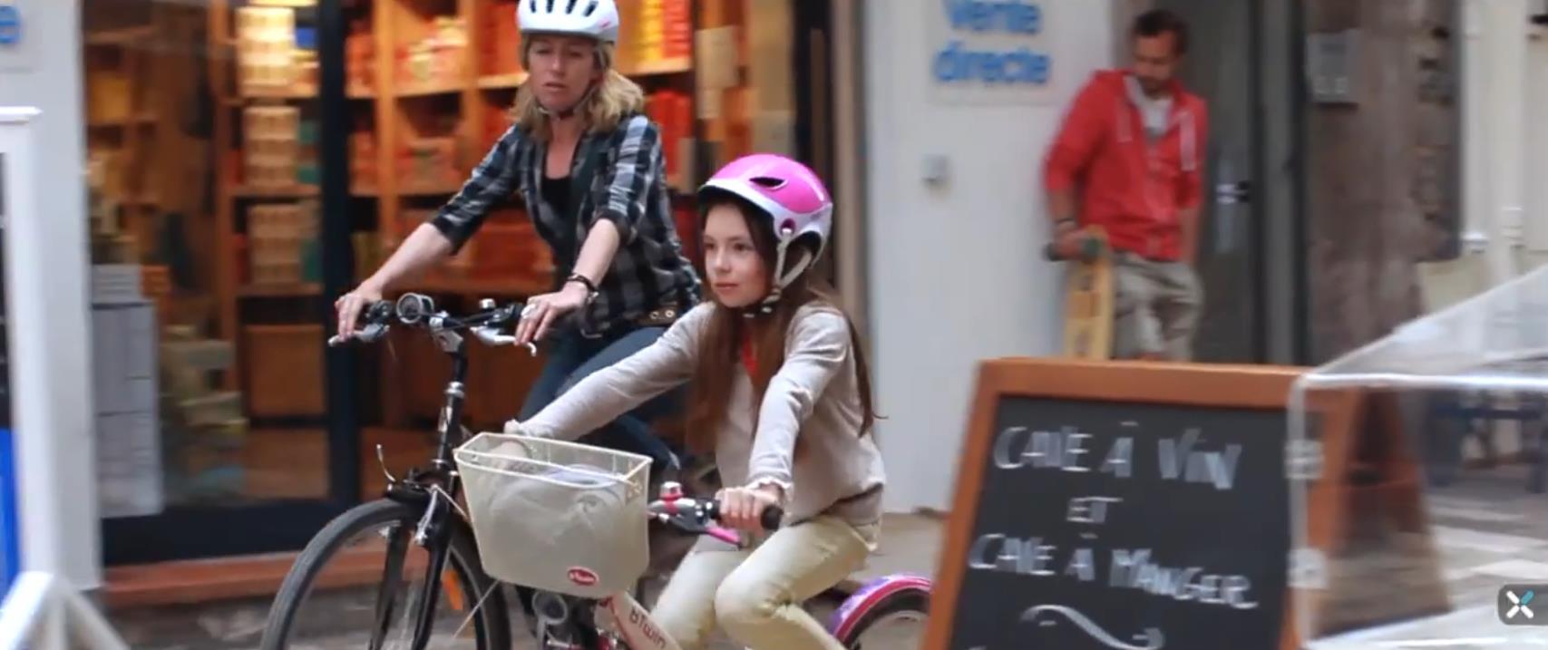 迪卡侬 BTWIN儿童自行车广告.mp4