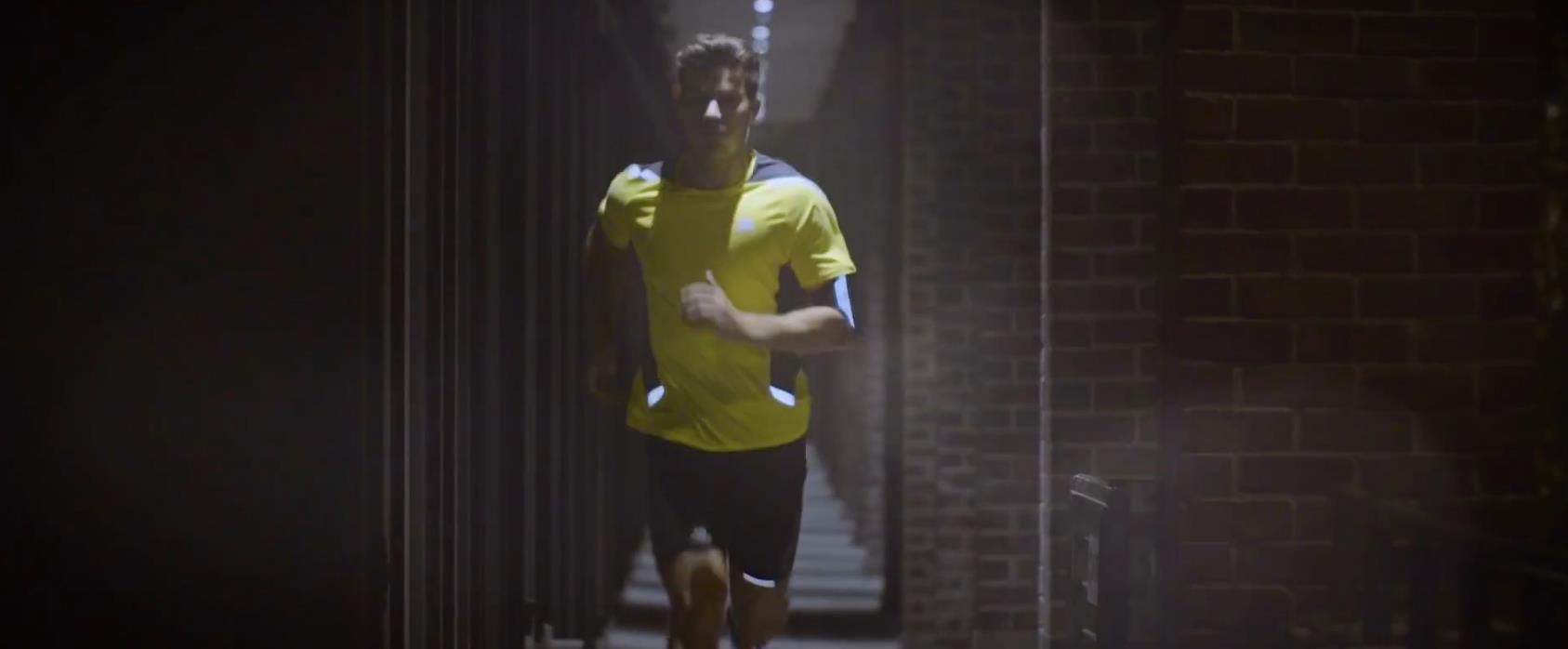 迪卡侬 Kalenji 跑步运动品牌-夜跑系列广告.mp4