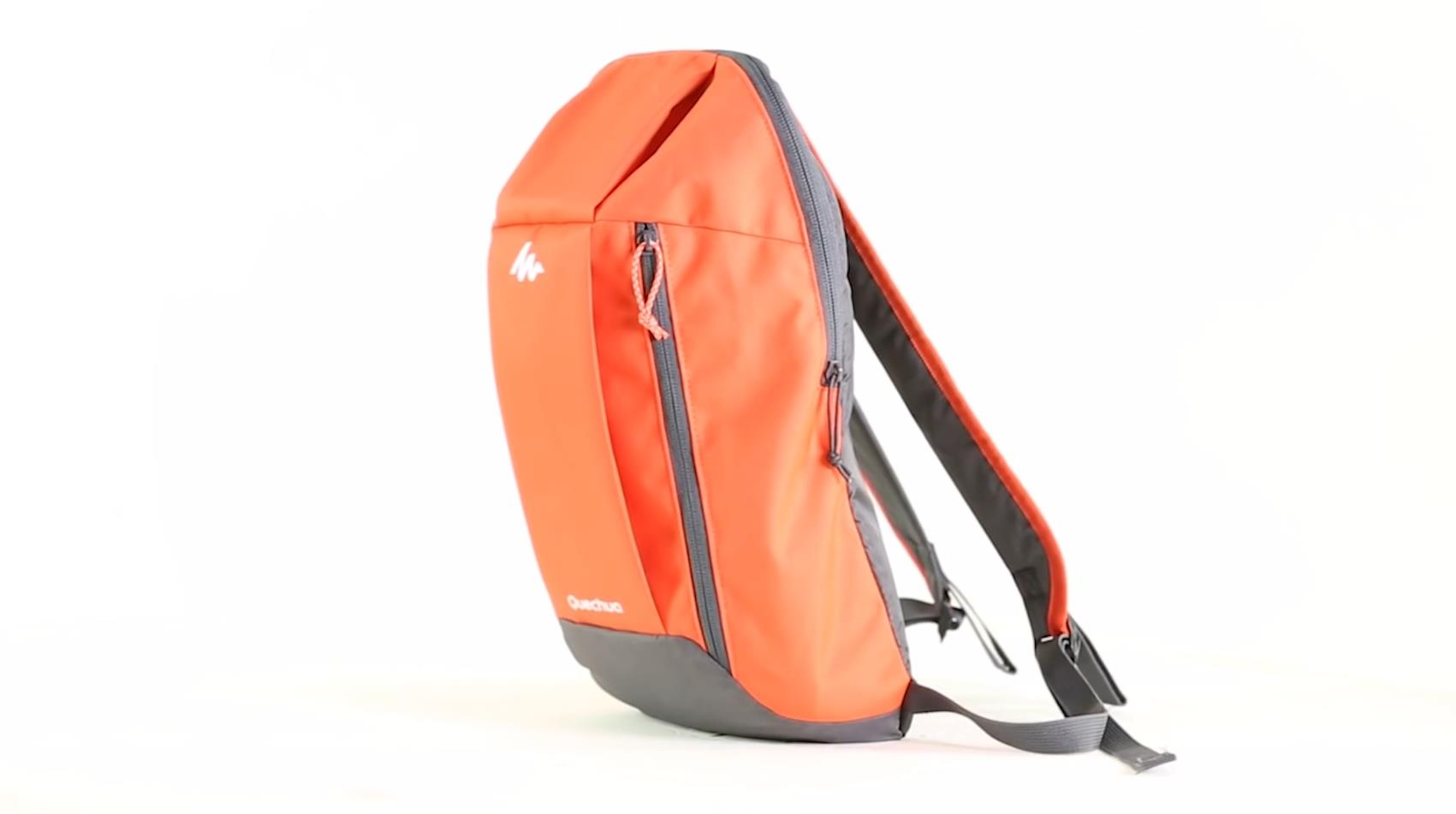 迪卡侬Quechua登山运动品牌徒步旅行背包广告.mp4