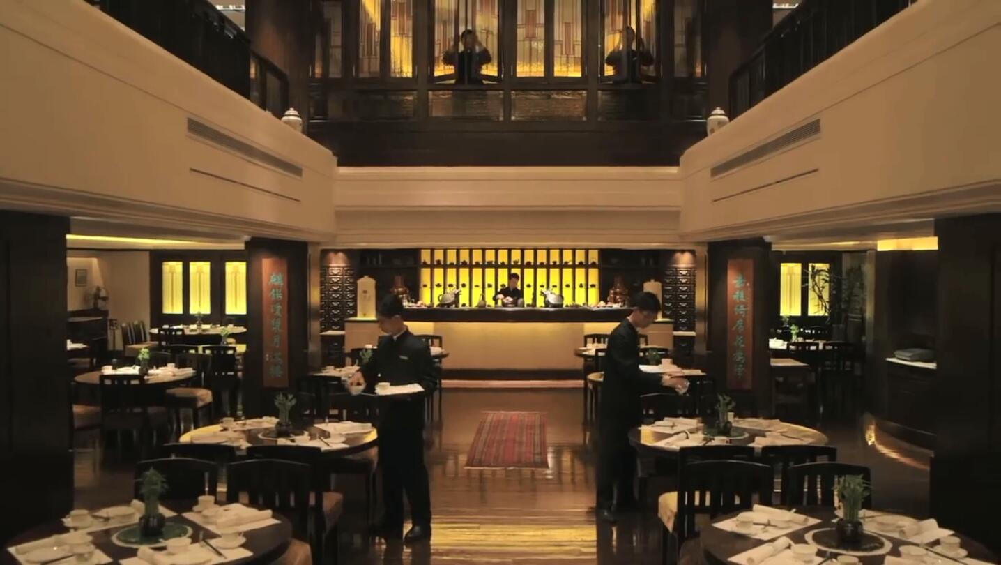 香港半岛酒店广告—半岛时刻