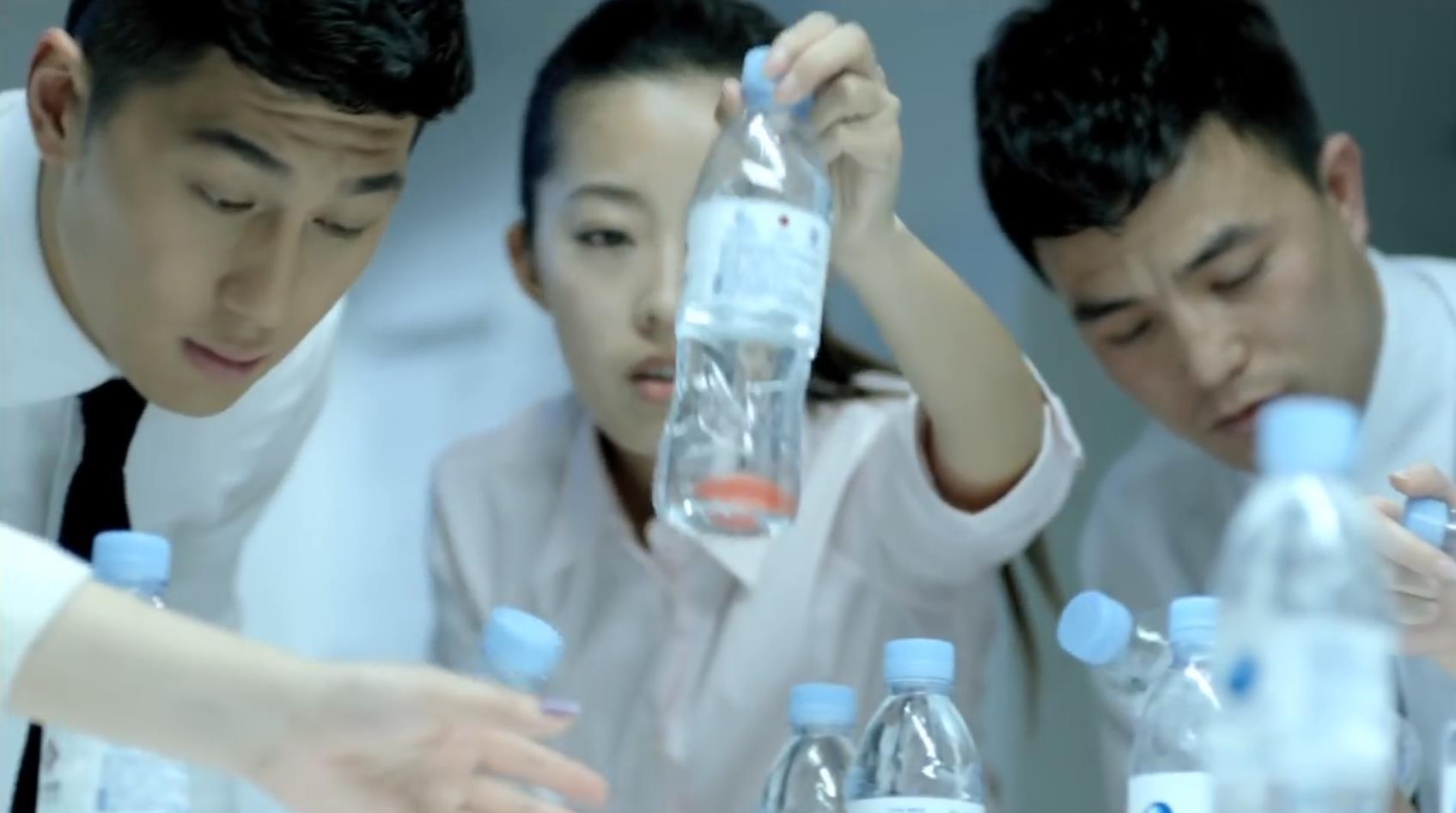 阿尔山矿泉水 广告