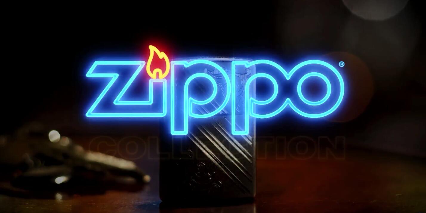 经典收藏志 zippo广告宣传片