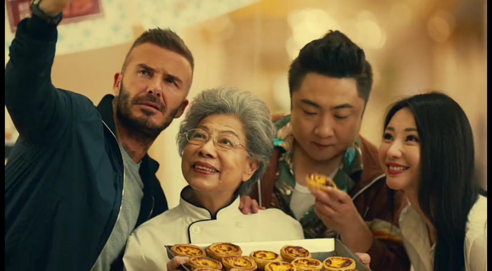 《就是这个味道》-小贝领衔主演澳门金沙度假区宣传片