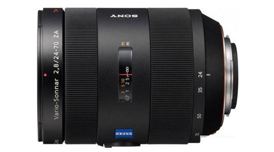 传蔡司发布24-70mm全画幅E卡口镜头