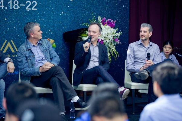 我们找了三位特效大神,聊了聊特效行业以及未来