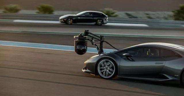 电视摄像的运用技术与方法7:第七章 移动拍摄