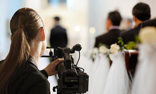 结婚盛典婚庆摄像分析