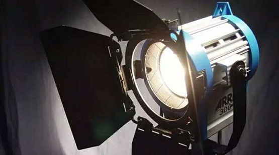 电视摄像用光1:电光源