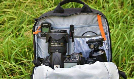电视摄像教程(十)摄影包里的基本备件