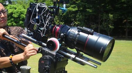 摄录的准备阶段和拍摄阶段