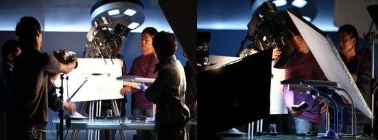 深圳公司宣传视频拍摄过程的三个步骤