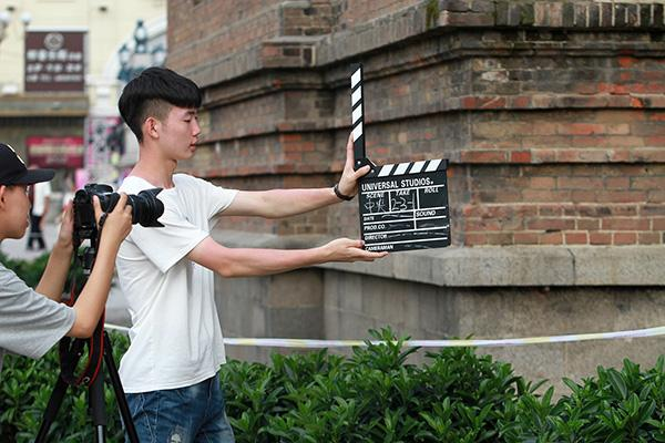 如何拍摄短视频?