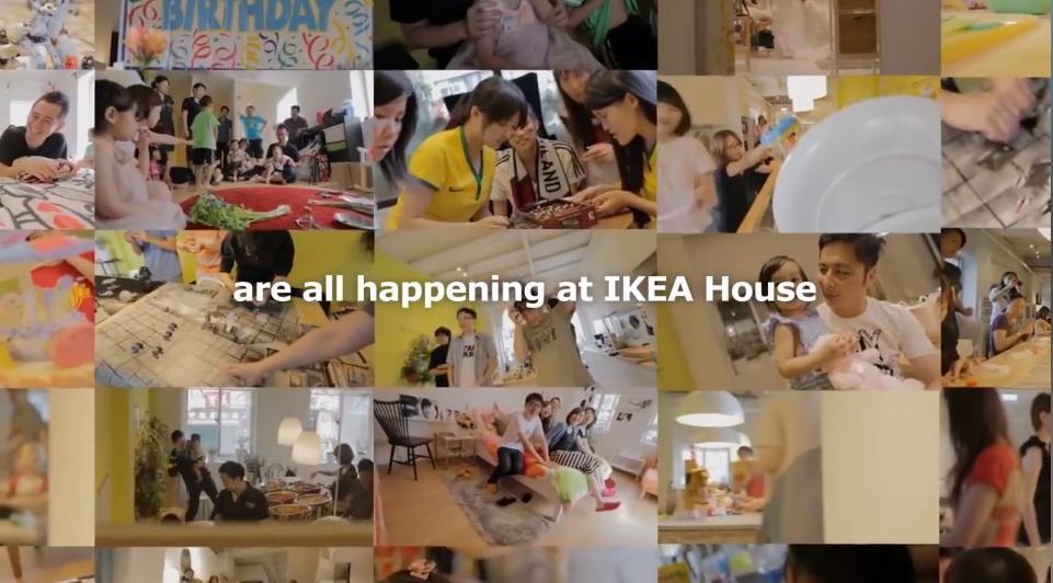 《在家聚聚》宜家宣传片-4A创意奖