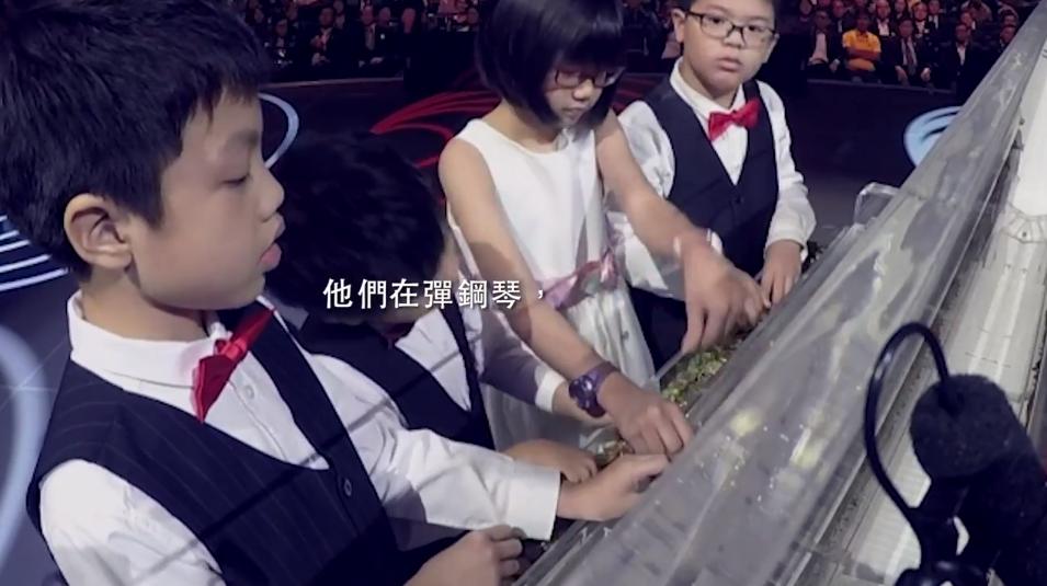 统一超商广告片《钢琴捐款箱》-4A创意奖