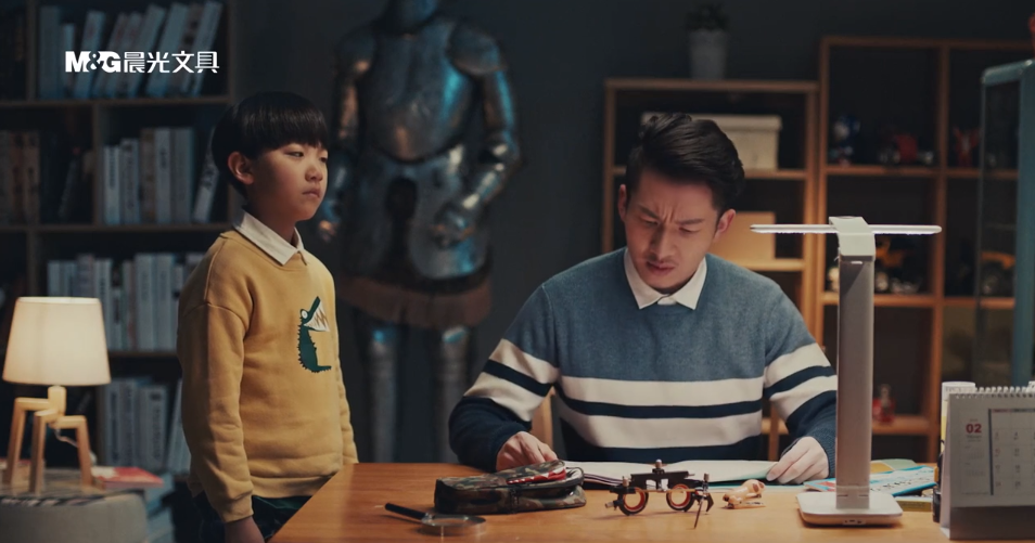 晨光文具宣传片《开学前一夜》第二季
