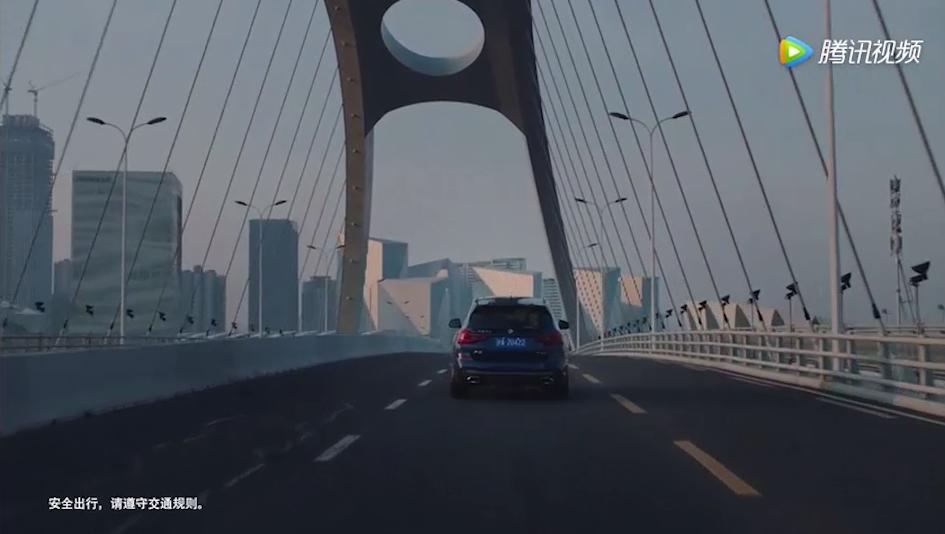 宝马BMW X3微电影《神奇爸爸》,赵又廷宋佳领衔主演