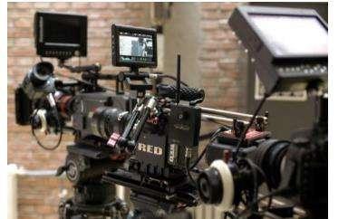 微电影拍摄团队