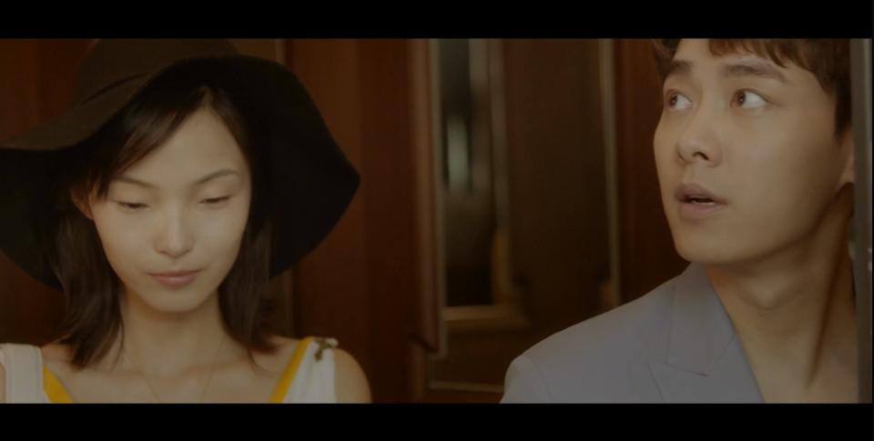 李易峰携手雎晓雯,出演《独角戏》Vogue Film