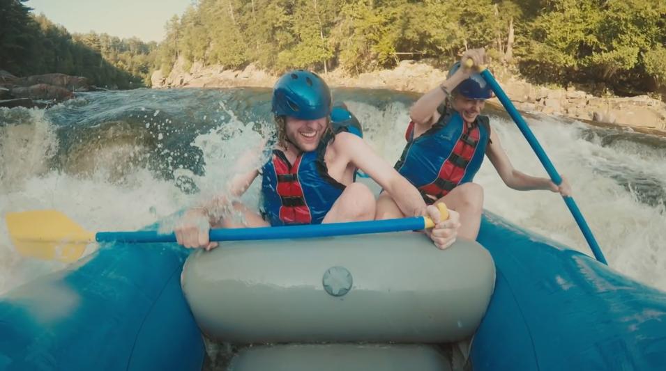 加拿大魁北克的震撼旅行《盲行者》广告片