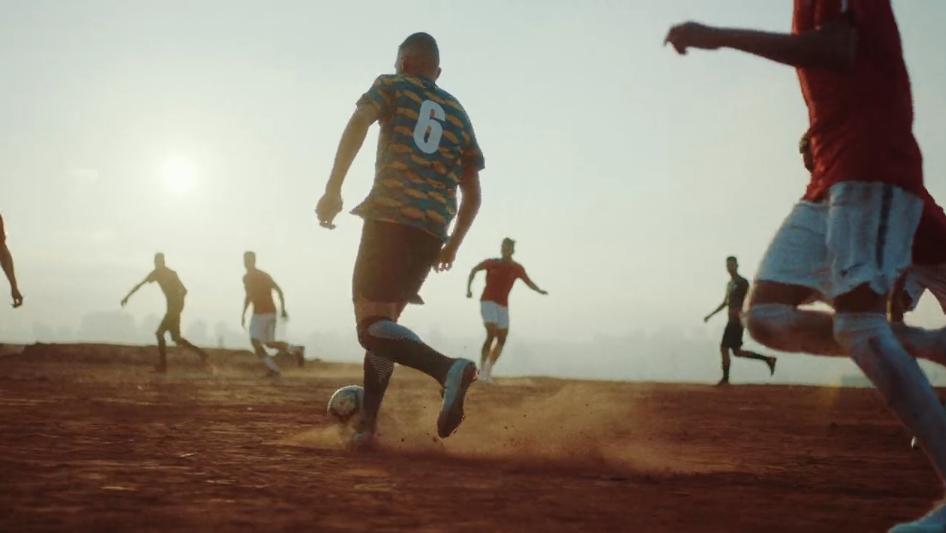 耐克2018世界杯广告《这里是巴西(中字版)》