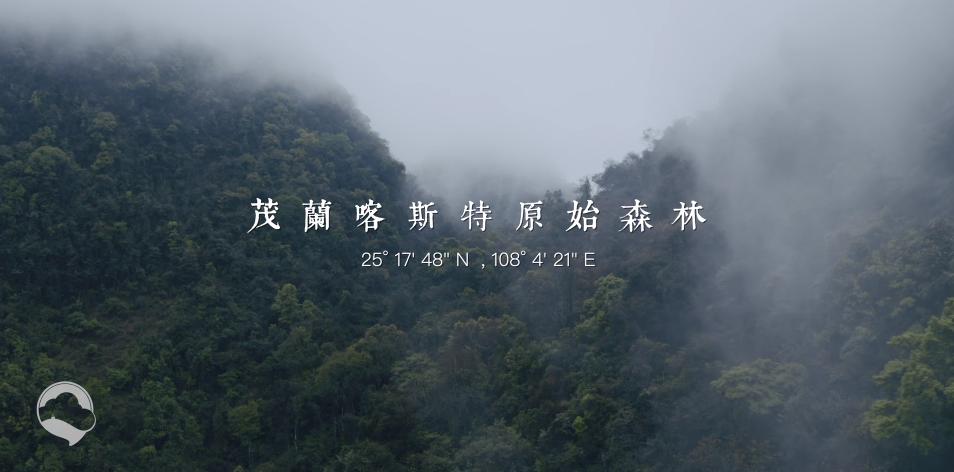 《看不见的山地,贵州》纪录片