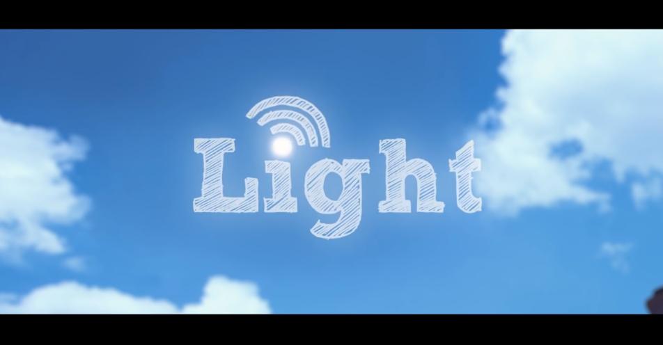 外国温馨动画短片《Light》