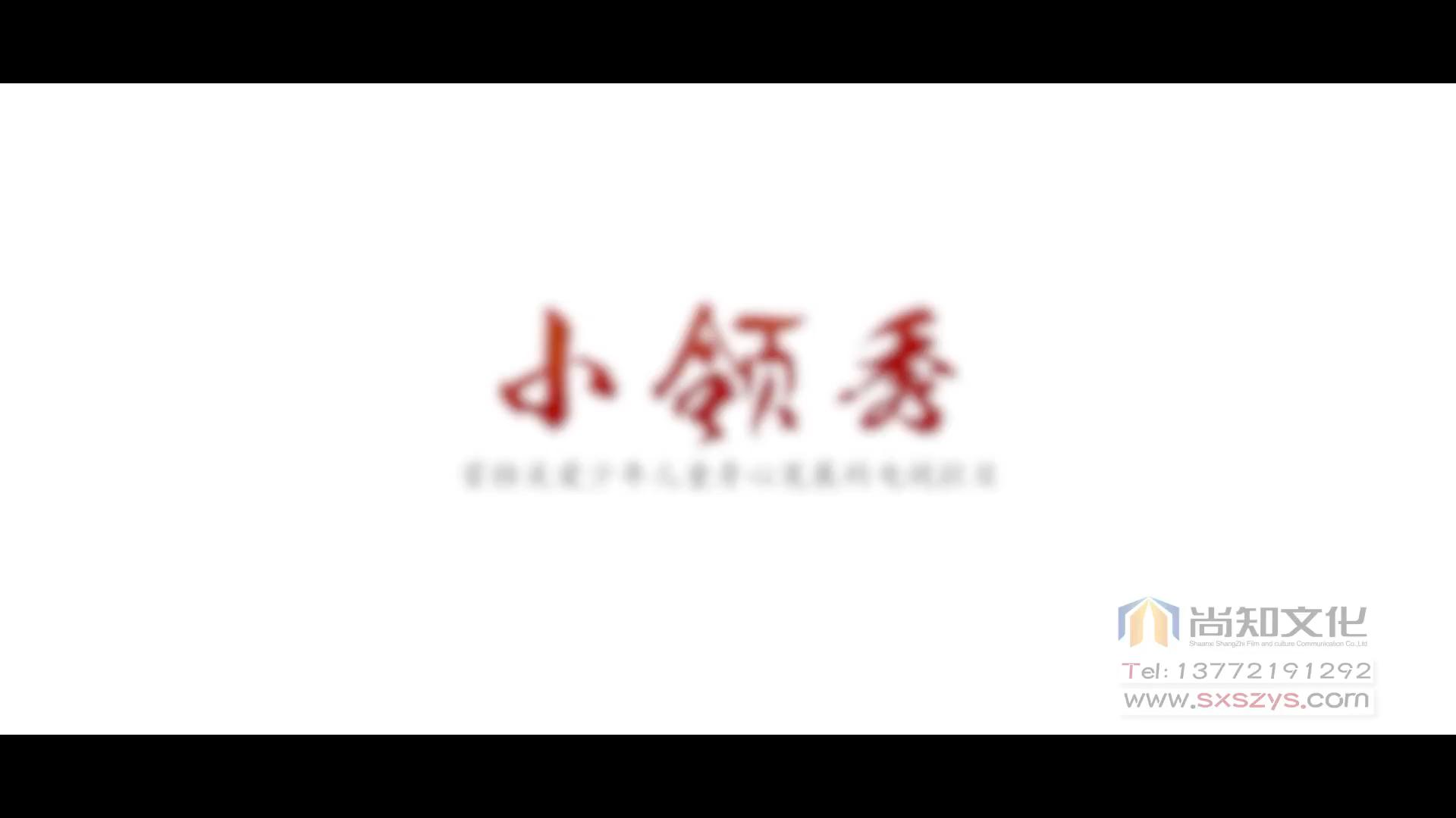 小领袖公益栏目宣传短片