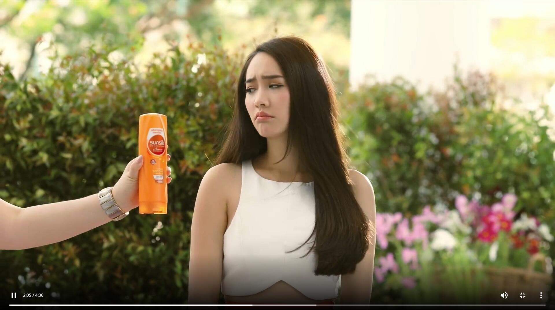 泰国护发素搞笑广告《灰姑娘和玻璃梳子》(中文字幕)