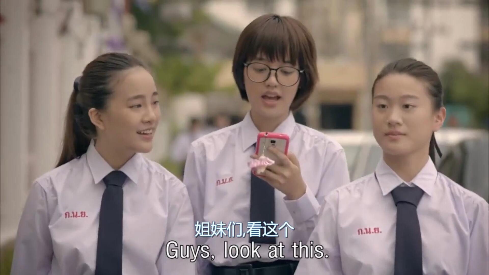 泰国卡尼尔微电影广告《活在朋友圈还是活在当下》
