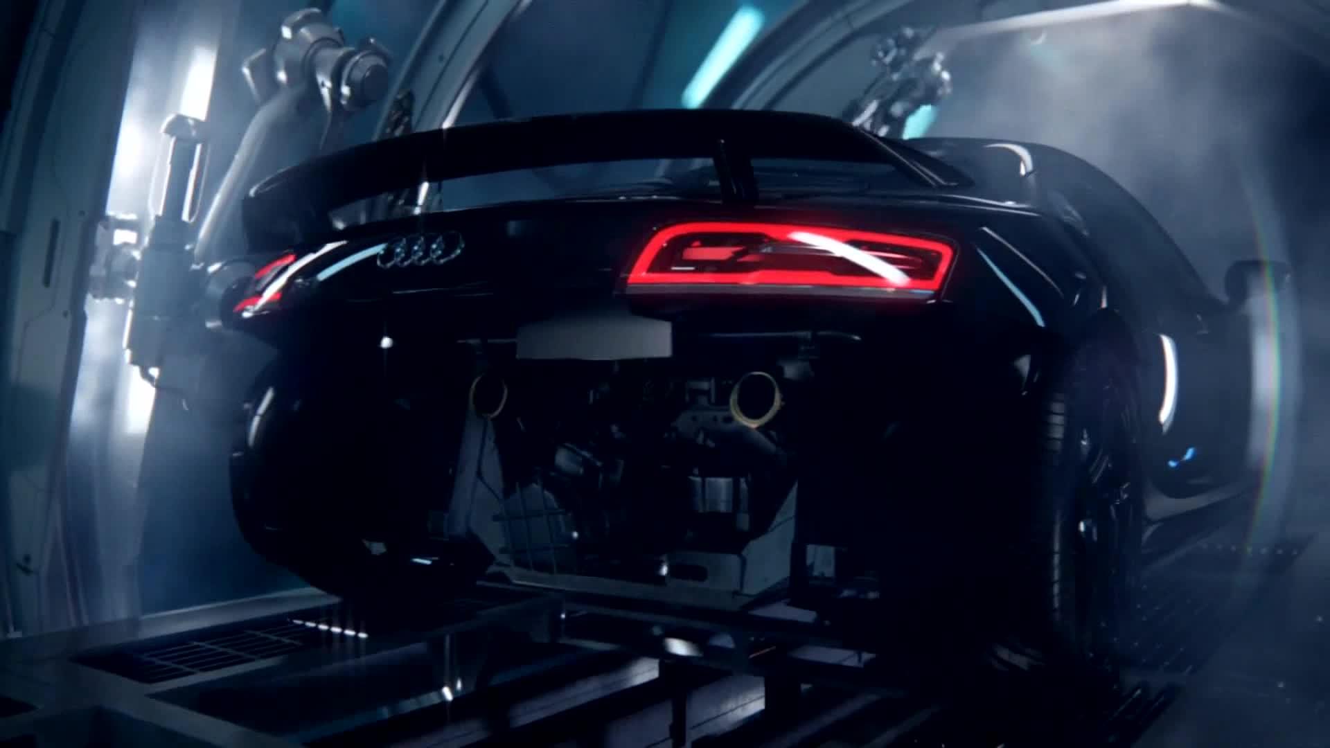 Audi奥迪汽车 《Birth》