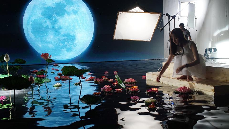 【花絮】中秋夜喝习酒-央视酒广告 成都影视广告制作 酒类影视广告制作