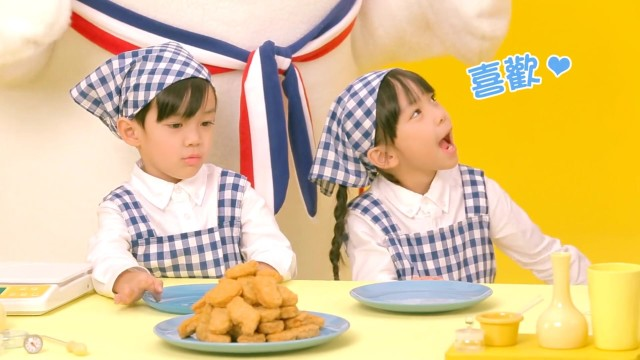 春风厨纸巾 《超萌实验室鸡块篇》