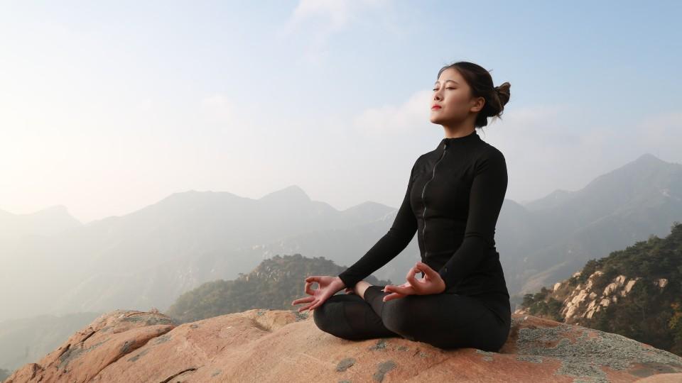 静谧禅意广告丨三生瑜伽馆广告片