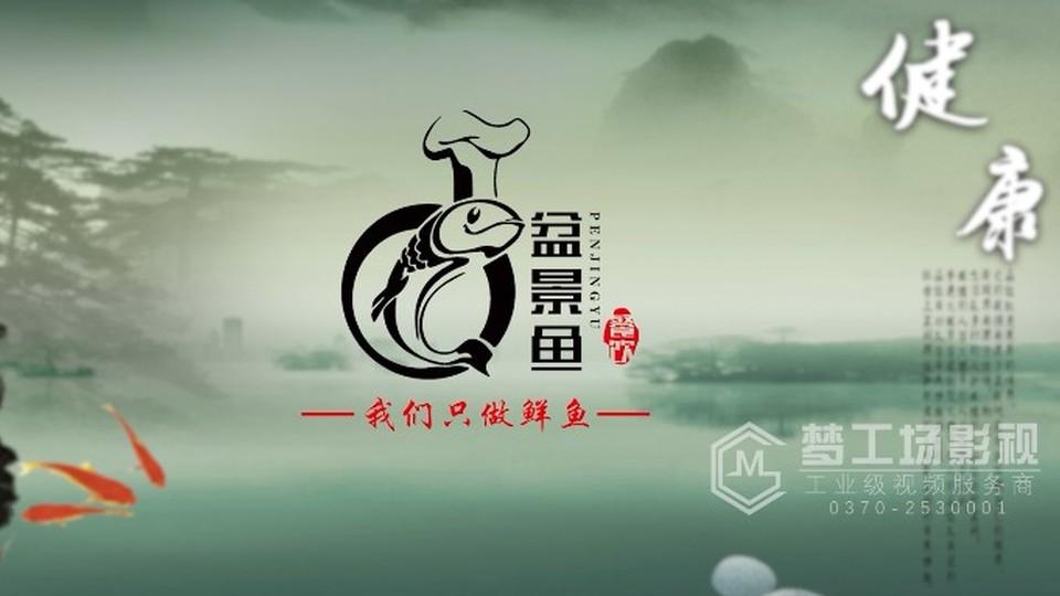 商丘宣传片 餐饮宣传片 睢阳盆景鱼