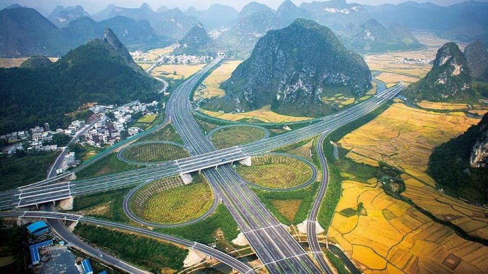 广西壮族自治区《美丽的广西》