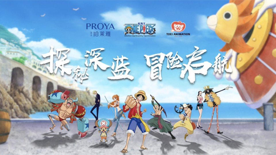PROYA | ONE PIECE定制系列