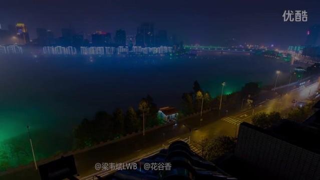 延时摄影 《梦幻龙城》