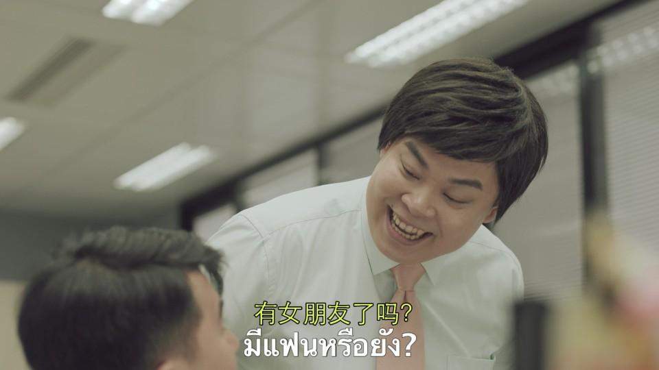 益力矿泉水泰国广告
