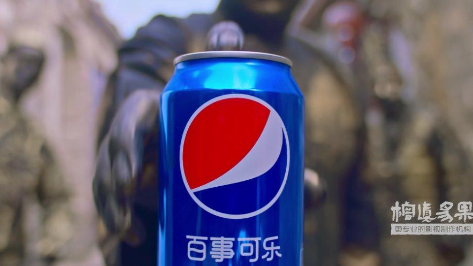 百事可乐广告片